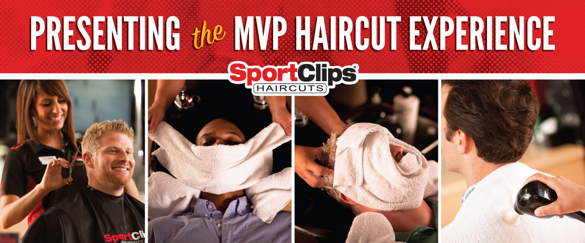 The Sport Clips Haircuts of Bedford/Euless MVP Haircut Experience